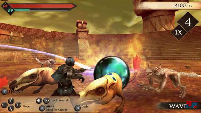 Screenshot - Legrand Legacy: Tale of the Fatebounds (Switch) 92581239