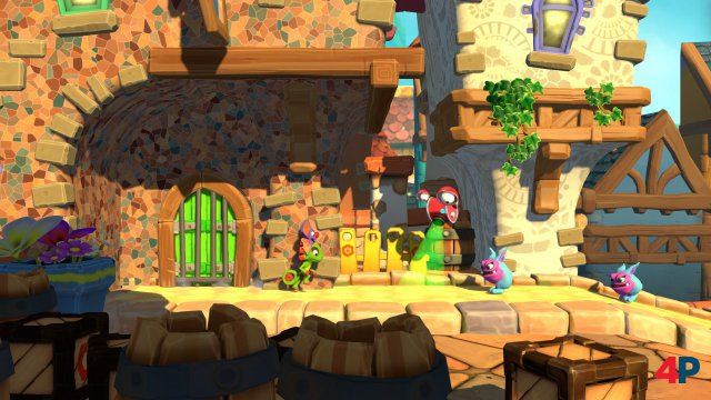Screenshot - Yooka-Laylee and the Impossible Lair (PC)
