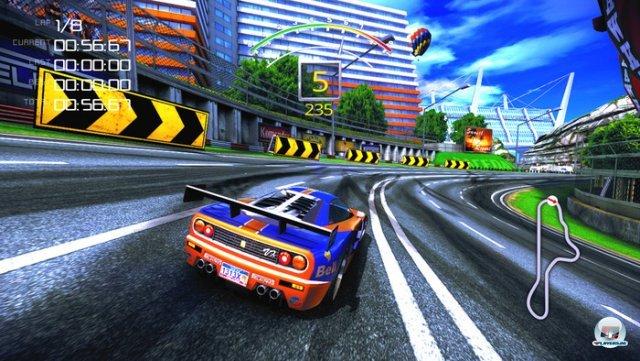 Screenshot - The 90's Arcade Racer (PC) 92440822