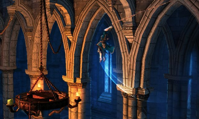 Screenshot - Castlevania: Lords of Shadow - Mirror of Fate (3DS) 92444077