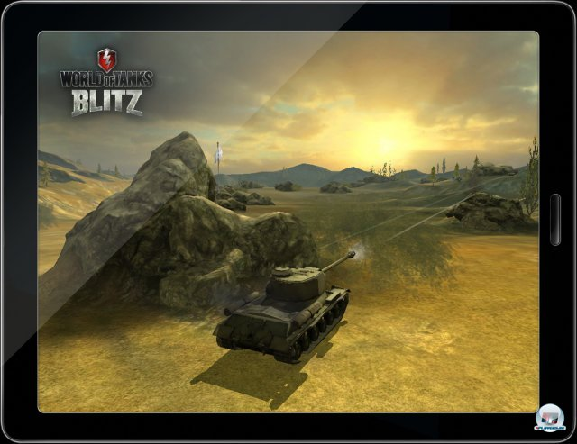 Screenshot - World of Tanks Blitz (Android)