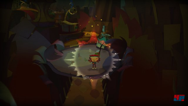 Screenshot - Tearaway Unfolded (PlayStation4)