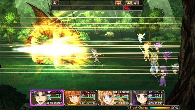 Screenshot - Asdivine Saga (PC)
