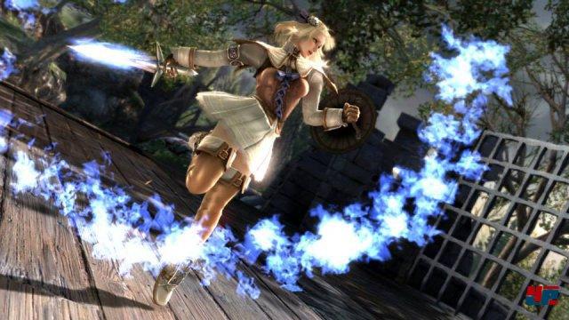 Screenshot - Soul Calibur: Lost Swords (PlayStation3) 92481710