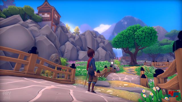 Screenshot - Ary and the Secret of Seasons (PC)