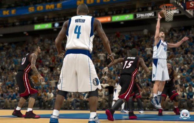 Screenshot - NBA 2K12 (PlayStation3) 2272282