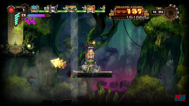 Screenshot - Lapis x Labyrinth (PS4) 92588404