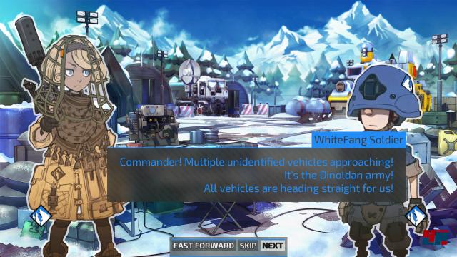 Screenshot - Tiny Metal: Full Metal Rumble (Switch) 92584295
