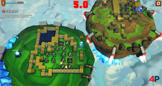Screenshot - Sky Cannoneer (PC)
