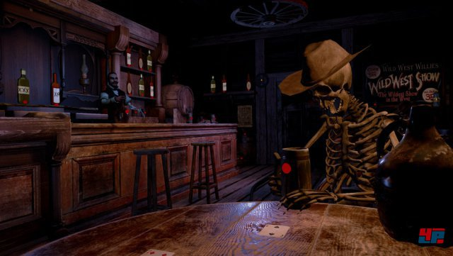 Screenshot - Ghost Town Mine Ride & Shootin' Gallery (HTCVive) 92537934