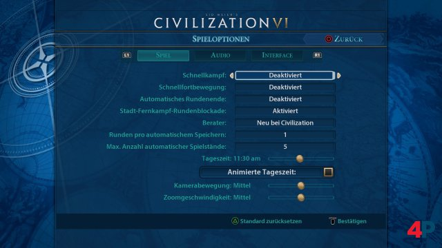 Screenshot - Civilization 6 (PS4) 92600714