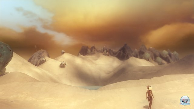 Screenshot - From Dust (PlayStation3)