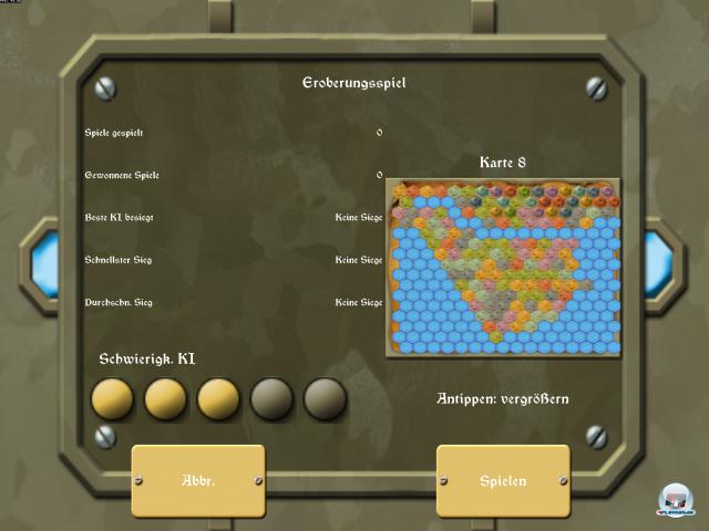 Screenshot - Conquest! Medieval Realms (iPad)