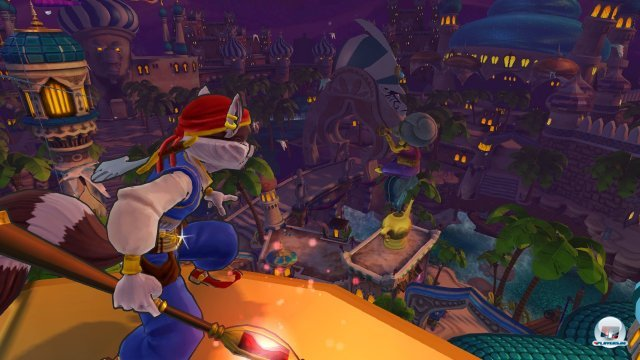 Screenshot - Sly Cooper: Jagd durch die Zeit (PlayStation3)