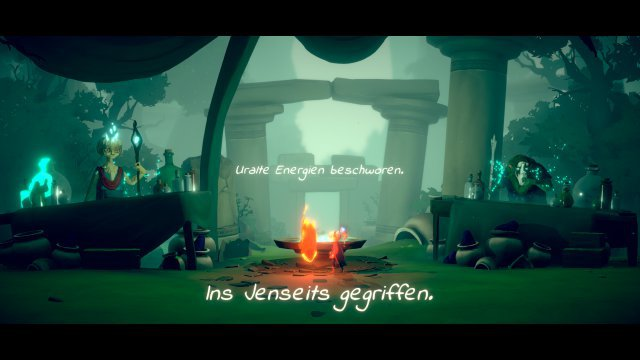 Screenshot - Lost Words: Beyond the Page (PS4) 92639403