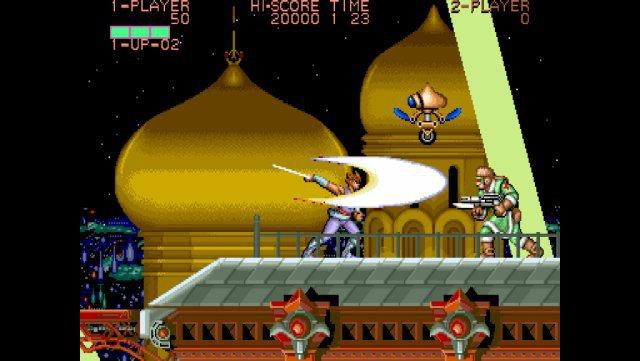 Screenshot - Capcom Arcade Stadium (Switch) 92630942
