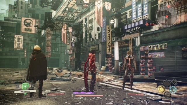 Screenshot - Scarlet Nexus (PlayStation5) 92645756