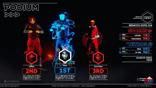 Screenshot - Laser League (PS4) 92565777