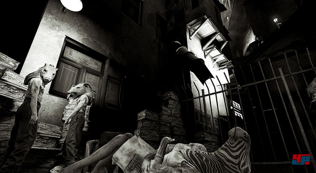Screenshot - Here They Lie (PS4) 92535858
