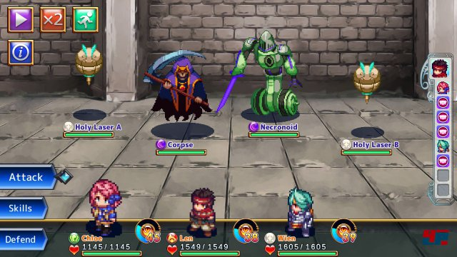 Screenshot - Legend of the Tetrarchs (Android) 92587036