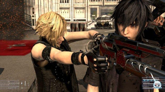 Screenshot - Final Fantasy 15 (PlayStation4) 92469613