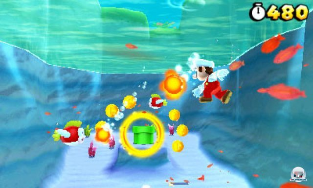 Screenshot - Super Mario 3D Land (3DS) 2280232