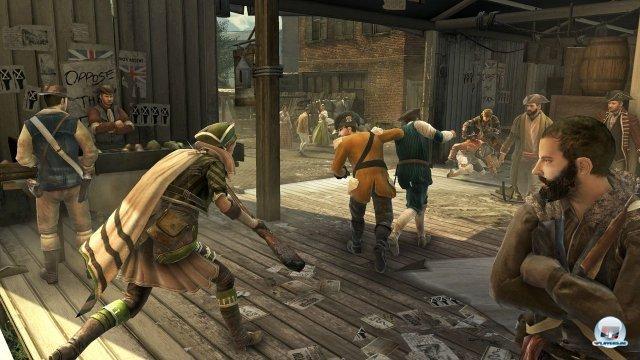 Screenshot - Assassin's Creed III (360) 92410887