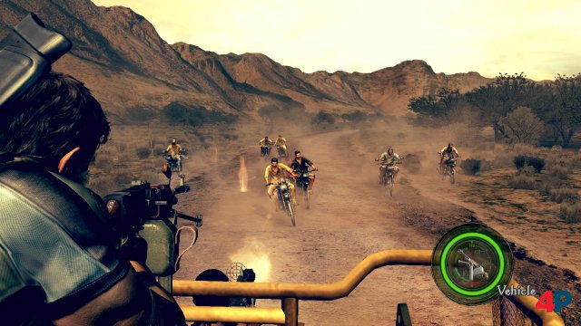 Screenshot - Resident Evil 5 (Switch)