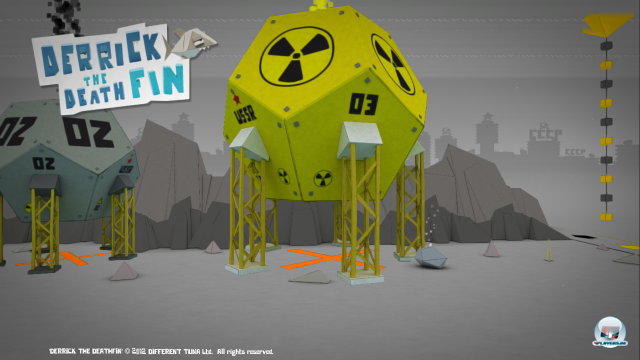 Screenshot - Derrick the Deathfin (PlayStation3) 92413592