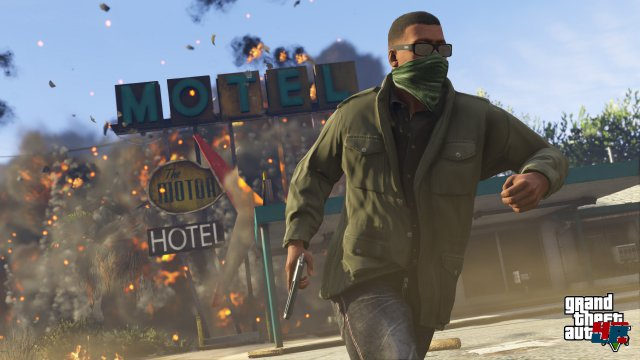 Screenshot - Grand Theft Auto 5 (PlayStation4) 92490265