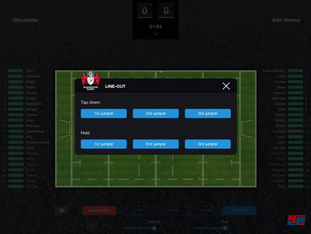 Screenshot - Pro Rugby Manager 2015 (iPad) 92486523