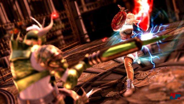Screenshot - Soul Calibur: Lost Swords (PlayStation3) 92481702