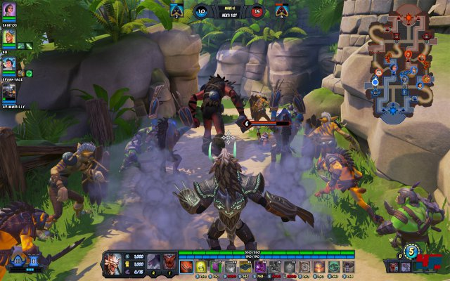 Screenshot - Orcs Must Die! Unchained (PC) 92503343