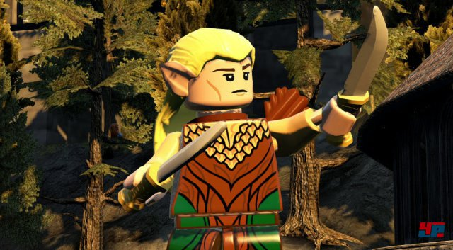 Screenshot - Lego Der Hobbit (PlayStation4) 92480545
