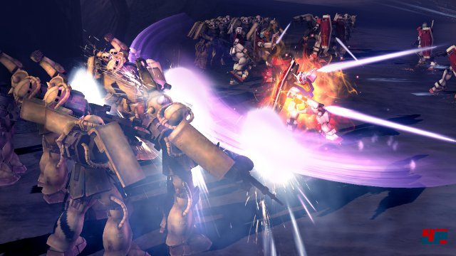 Screenshot - Dynasty Warriors: Gundam Reborn (PlayStation3)