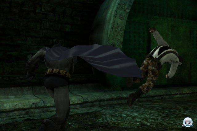 Screenshot - Batman: Arkham City Lockdown (iPhone) 2298357