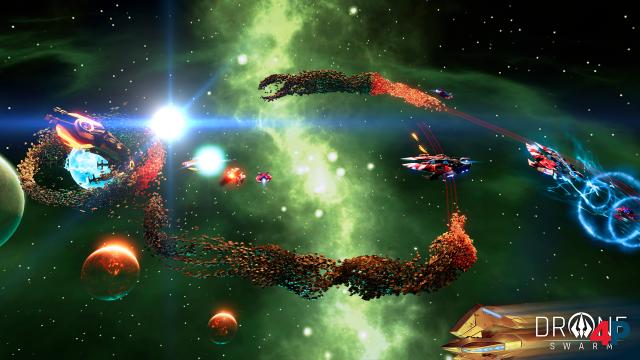 Screenshot - Drone Swarm (PC) 92616283