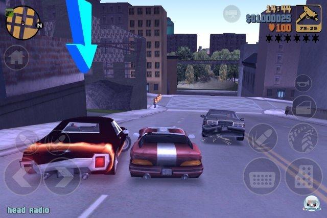 Screenshot - Grand Theft Auto III (iPhone) 2299307