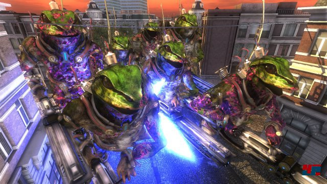 Screenshot - Earth Defense Force 5 (PS4) 92573050