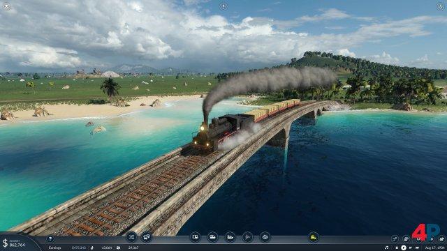 Eisenbahn-Romantik: Die Fahrzeuge sind ihren Vorbildern detailgetreu nachempfunden.