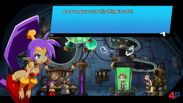 Screenshot - Shantae and the Seven Sirens (PC) 92615263