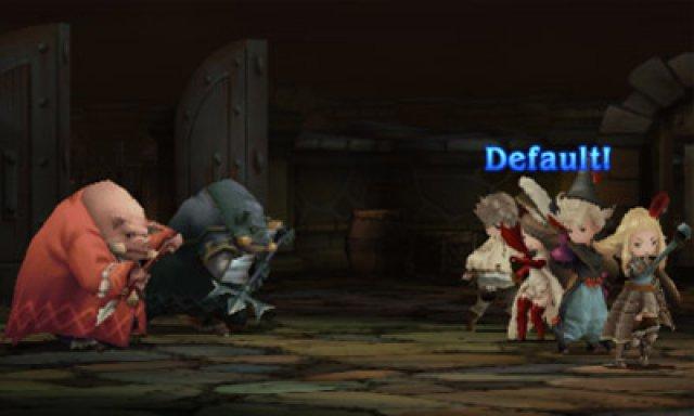 Screenshot - Bravely Default (3DS) 92473494