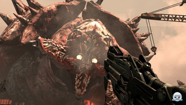 Screenshot - Resistance: Burning Skies (PS_Vita)