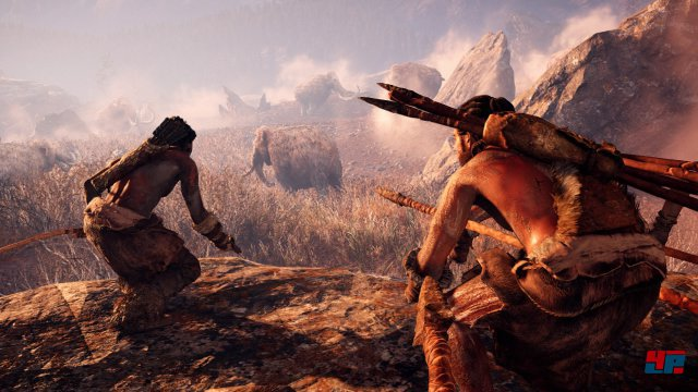 Screenshot - Far Cry Primal (PlayStation4)