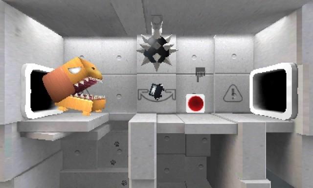Screenshot - Cubic Ninja (3DS) 2235123