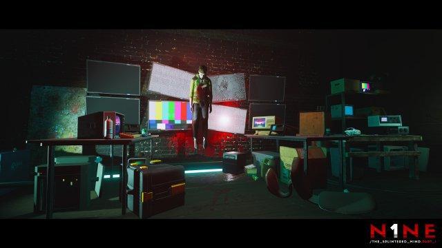 Screenshot - N1NE: The Splintered Mind Part 1 (HTCVive, OculusRift, ValveIndex, VirtualReality)