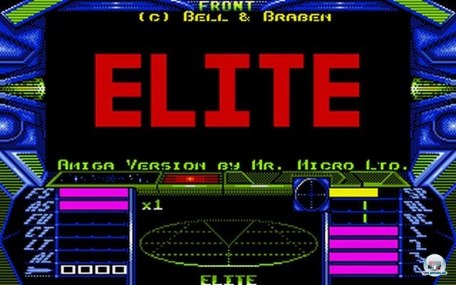 Screenshot - Elite (PC)
