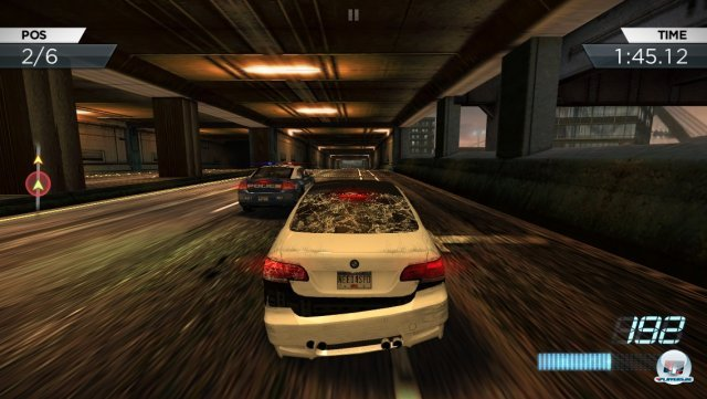 Screenshot - Need for Speed: Most Wanted (iPhone) 92418242