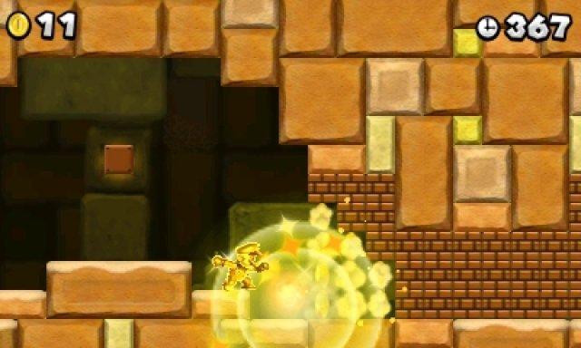 Screenshot - New Super Mario Bros. 2 (3DS) 2373522