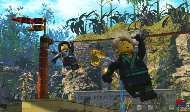 Screenshot - The Lego Ninjago Movie Videogame (PC)